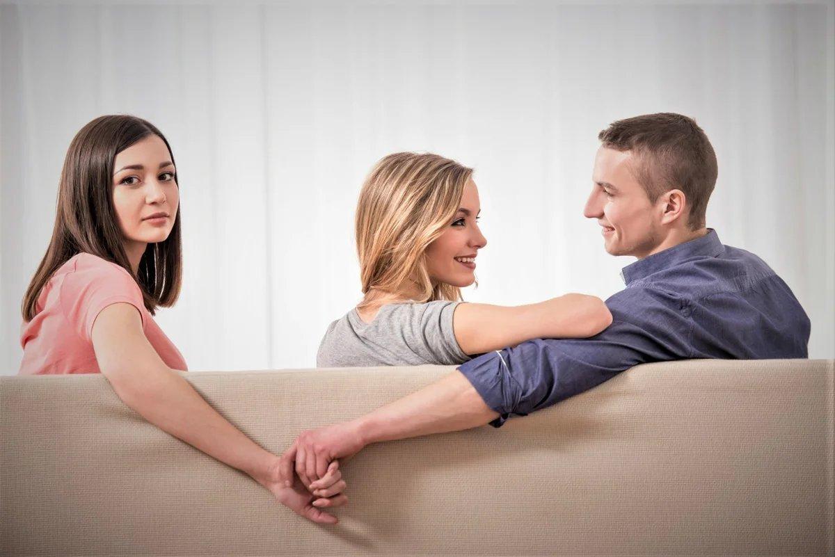 Чем руководствуются мужчины и женщины при выборе партнёра