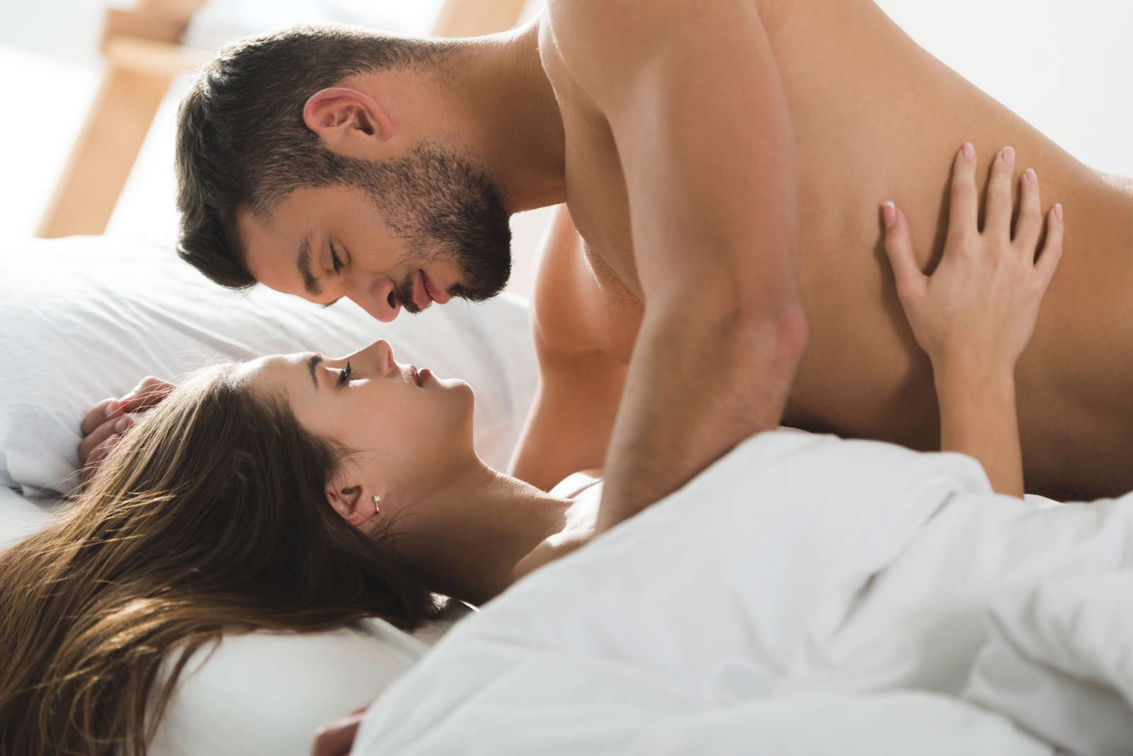 разговор во время секса
